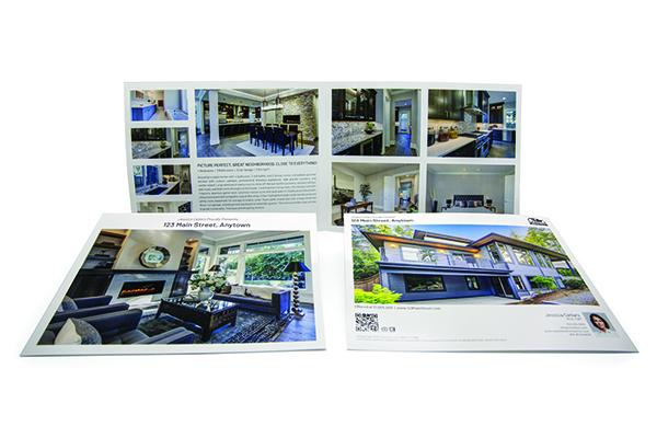 real estate property brochures