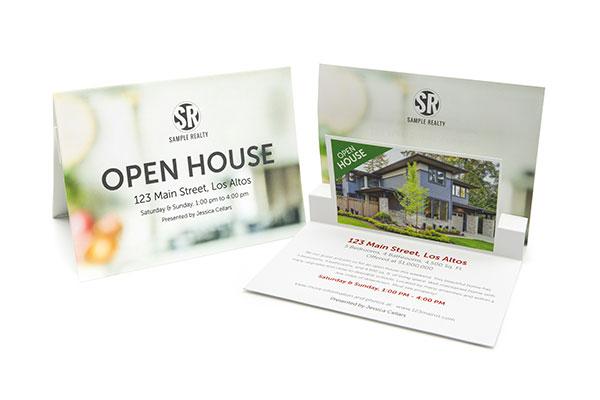 real estate postcards multi property