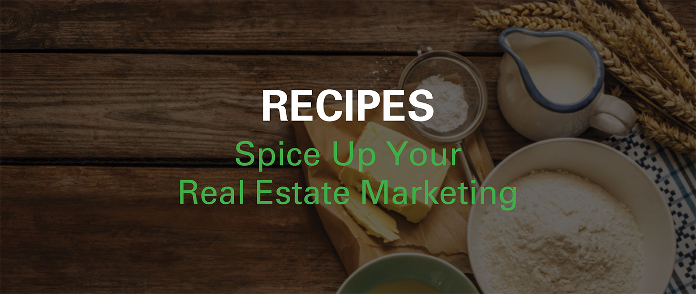 Real Estate Recipe Postcards