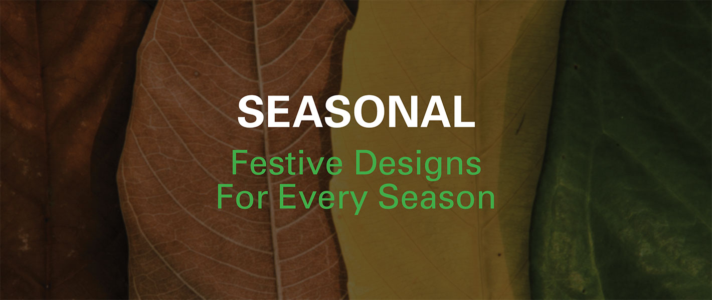 Real Estate Seasonal Postcards