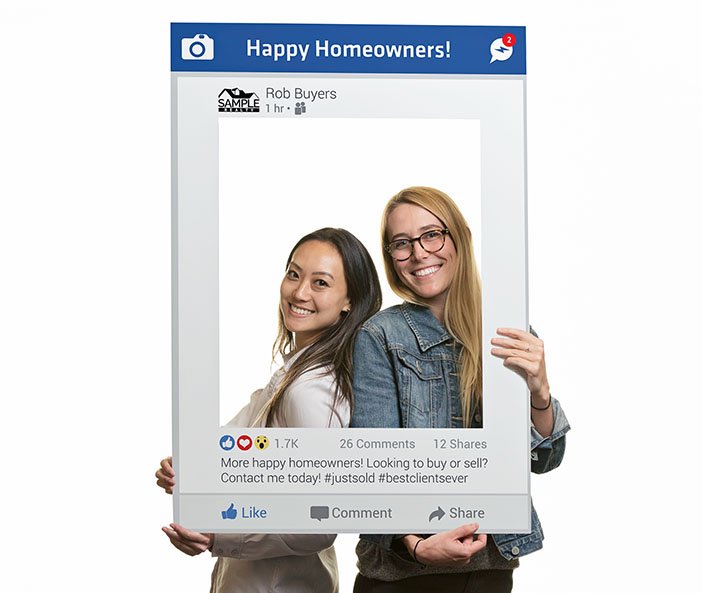 Corefact Social Media Frame - 02