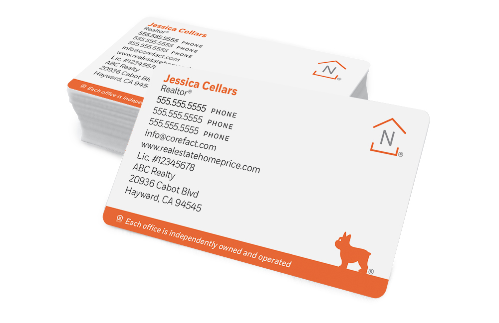 Corefact Standard Business Card 04 - Luke
